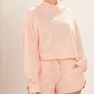 Fabletics Lightweight Cropped Hoodie
